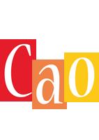 Cao colors logo