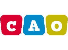 Cao daycare logo