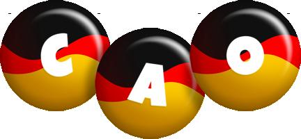 Cao german logo