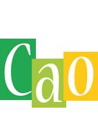 Cao lemonade logo