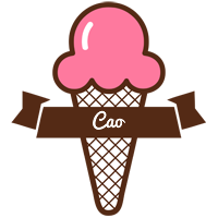 Cao premium logo