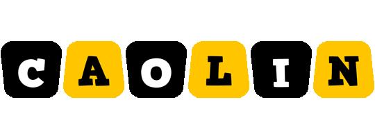 Caolin boots logo