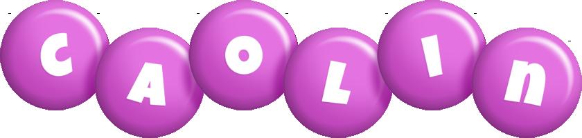 Caolin candy-purple logo