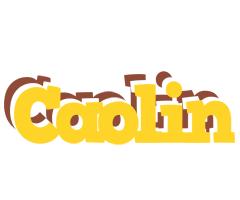 Caolin hotcup logo