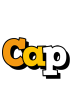 Cap cartoon logo