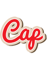Cap chocolate logo