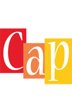 Cap colors logo