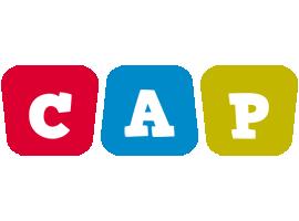 Cap kiddo logo