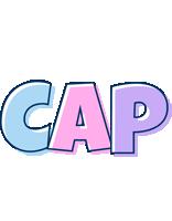 Cap pastel logo