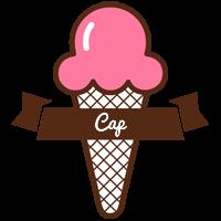 Cap premium logo