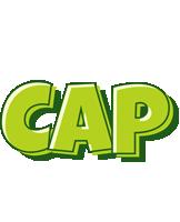 Cap summer logo