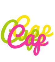 Cap sweets logo