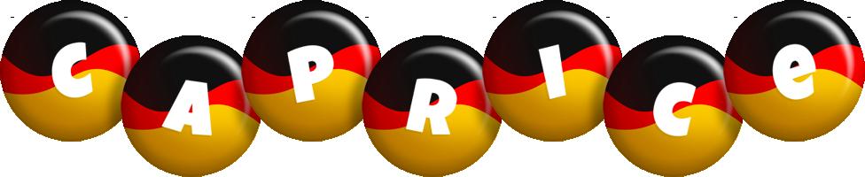 Caprice german logo