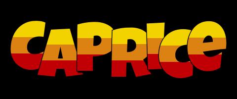 Caprice jungle logo