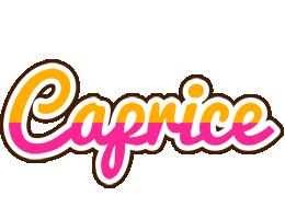 Caprice smoothie logo