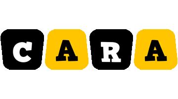 Cara boots logo