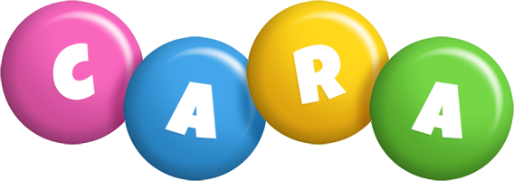 Cara candy logo