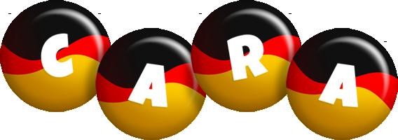 Cara german logo