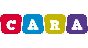 Cara kiddo logo