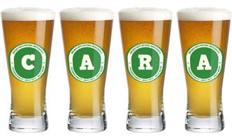 Cara lager logo