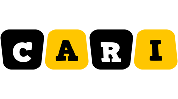 Cari boots logo