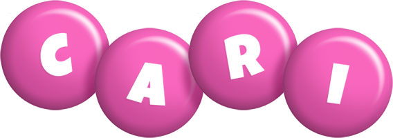 Cari candy-pink logo