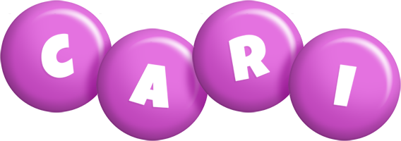Cari candy-purple logo