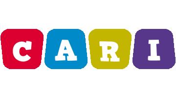 Cari daycare logo
