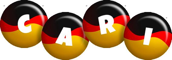 Cari german logo