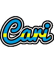 Cari sweden logo