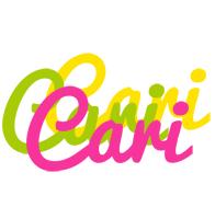 Cari sweets logo