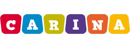 Carina kiddo logo