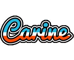 Carine america logo