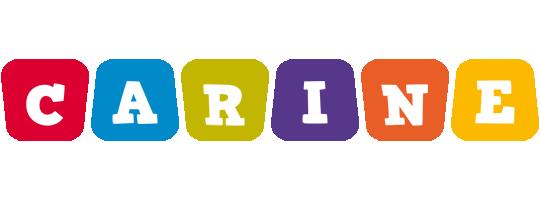 Carine daycare logo