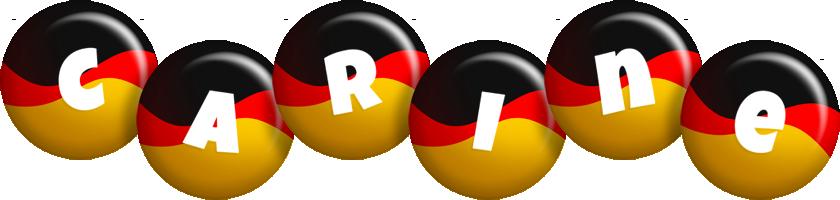 Carine german logo