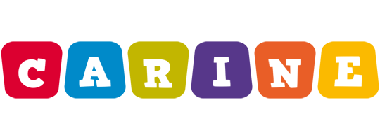 Carine kiddo logo