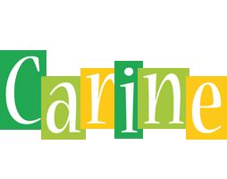 Carine lemonade logo