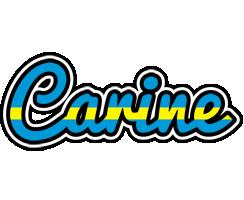 Carine sweden logo
