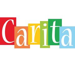 Carita colors logo