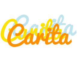 Carita energy logo