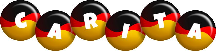 Carita german logo