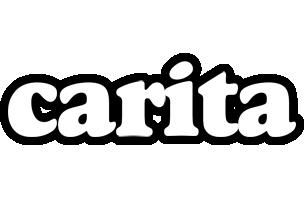 Carita panda logo