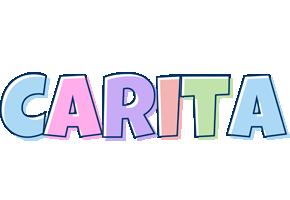 Carita pastel logo