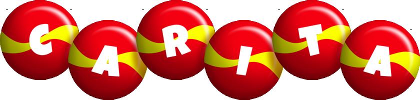 Carita spain logo