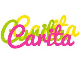 Carita sweets logo
