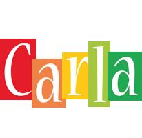 Carla colors logo