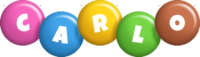 Carlo candy logo