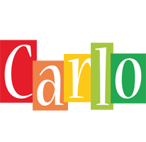 Carlo colors logo