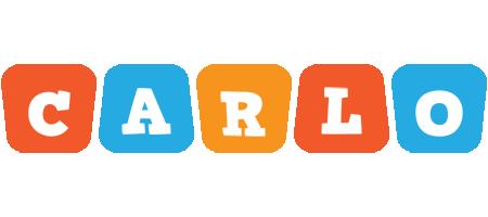 Carlo comics logo