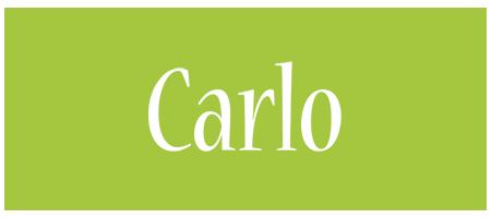 Carlo family logo